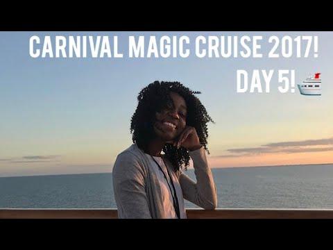 Carnival Magic Cruise 2017 | Day 5 | Belize City, Belize