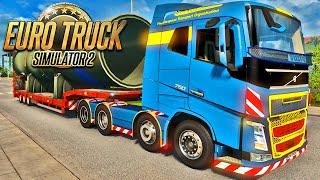 Volvo Carga Pesada - Euro Truck Simulator 2