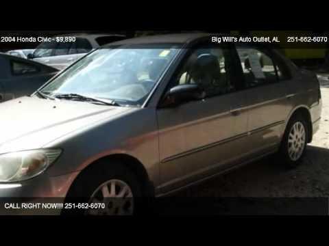 2004 Honda Civic LX - for sale in Mobile, AL 36609