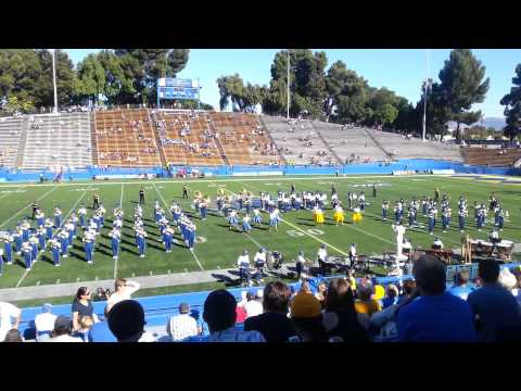 Halftime Show SJSU Spartan Football Stadium | San José State University Marching Band  | Spartans