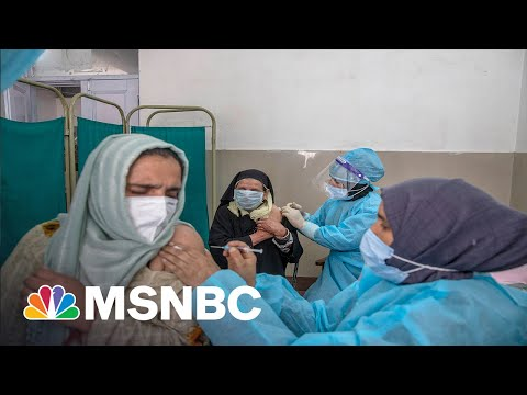 As India Covid Crisis Continues, Calls Grow To Waive Vaccine Patents | MSNBC