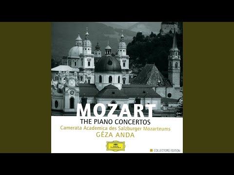 Mozart: Piano Concerto No.23 in A, K.488 - 1. Allegro - Cadenza: Mozart