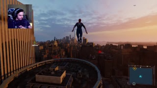 Marvel - Spider Man | *1080P 60FPS* |LIVE PS4!|