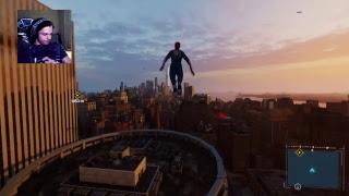 Marvel - Spider Man | *1080P 60FPS* |LIVE PS4!|