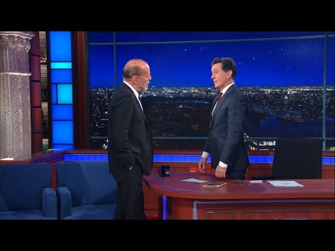 Stephen Calls Bruce Willis A Liar... MISTAKE