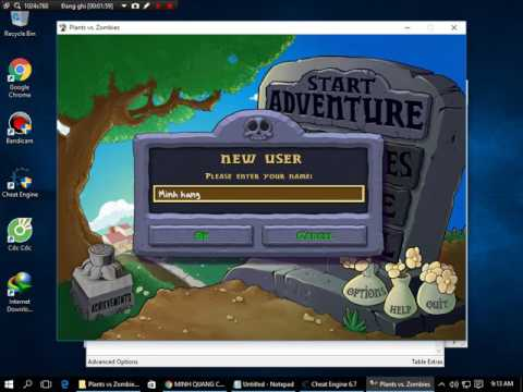hack plants vs zombies 2 bang cheat engine - cach hack plants vs zombies bang cheat engine