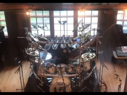 DREAM THEATER start recording drums for new album ..tent. for 2019..!