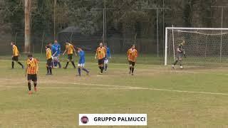 Eccellenza Girone B - Antella-Poggibonsi 1-0