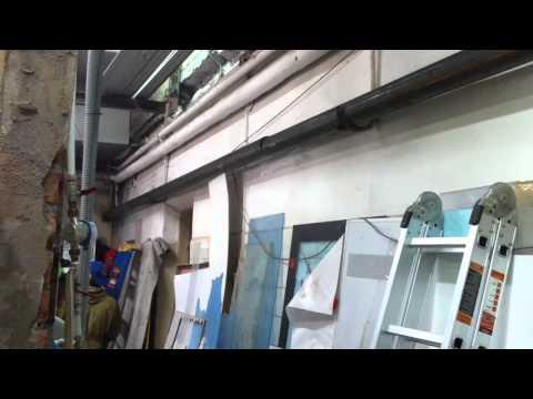 Видео Трубопровод из стальных эл сварных труб