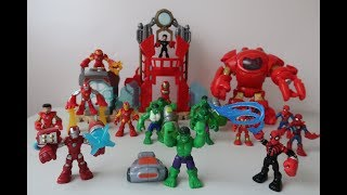 Marvel Spiderman Hulk Ironman 💥 #kidsplacetown