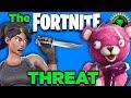 Game Theory: Does Fortnite Make You VIOL