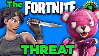 Game Theory: Does Fortnite Make You VIOLENT? (Fortnite Battle Royale) thumbnail