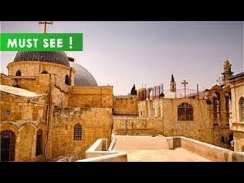 Jerusalem Visiting Places Must See Travel Guide Video Israel