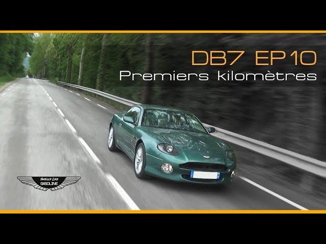 Rénovation Aston Martin DB7 episode 10