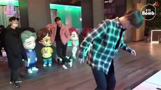[ARABIC SUB - BANGTAN BOMB] Play the Piano @ BTS POP-UP  HOUSE OF BTS - BTS (방탄소년단) видео