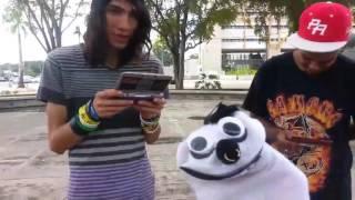 Mini Soki Entrevista a Kidany y Jomo(un viaje 3Ds)
