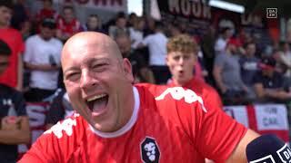 DAZN Feature: The Salford Project - ManUnited-Legenden schieben Amateurklub nach oben