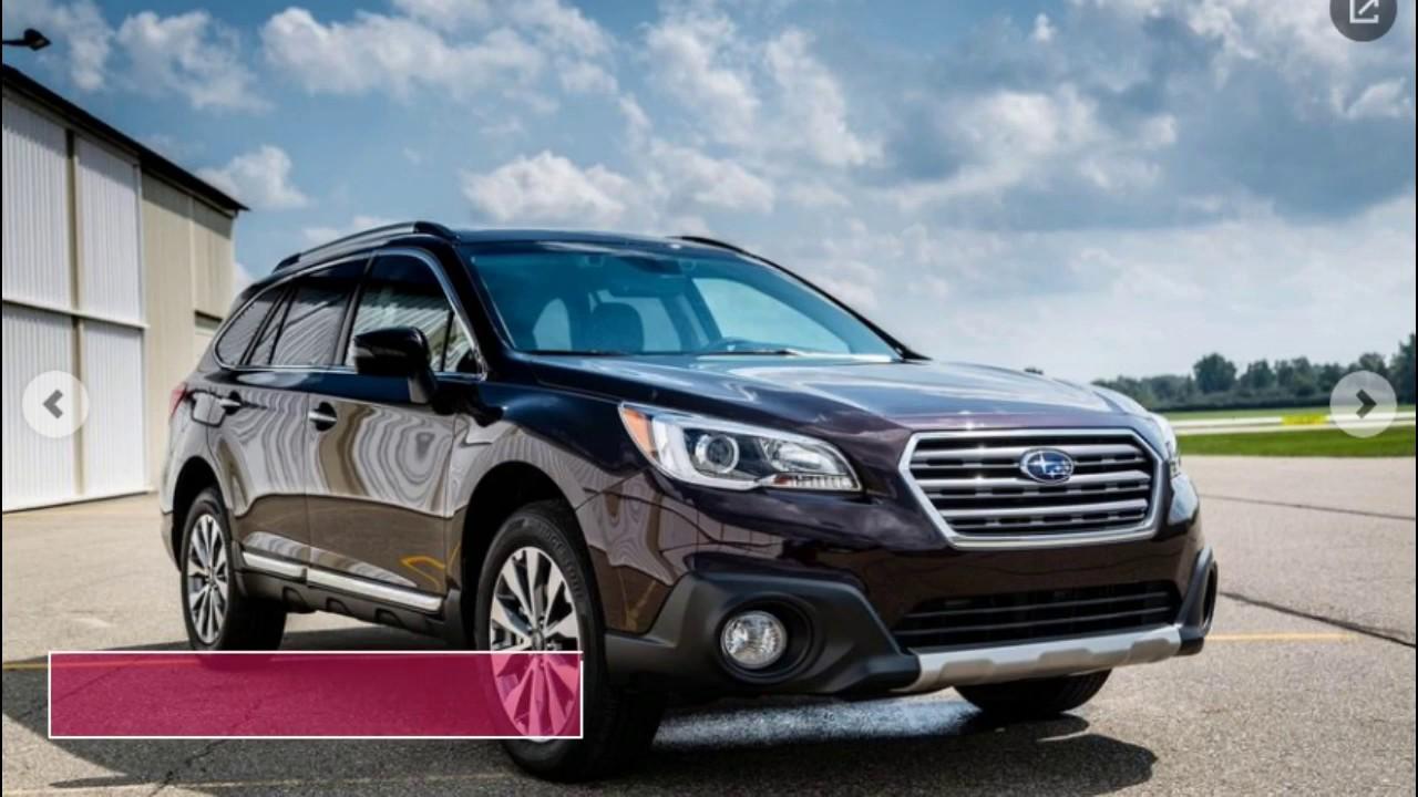 2017 Subaru Outback 3 6r Interior Exterior Car Review