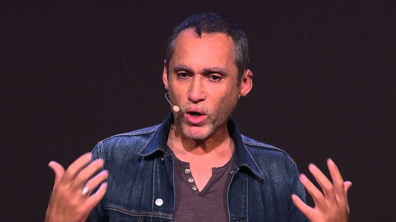 Comment j'ai réussi ma plus belle évasion après 25 ans de détention.   Laurent Jacqua   TEDxPar