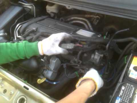 Zafira Pressure Regulator Changing Youtube