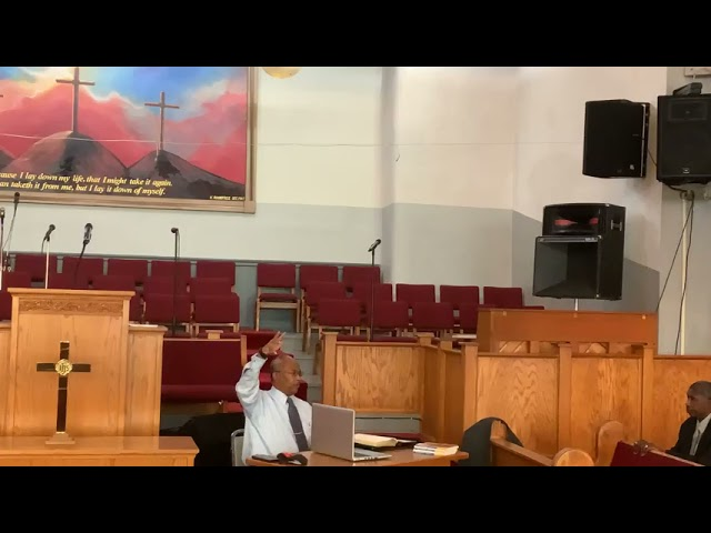 September 12th 2021 Jerriel Missionary Baptist Church Sunday School