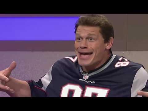 Rob Gronkowski John Cena  'SNL'