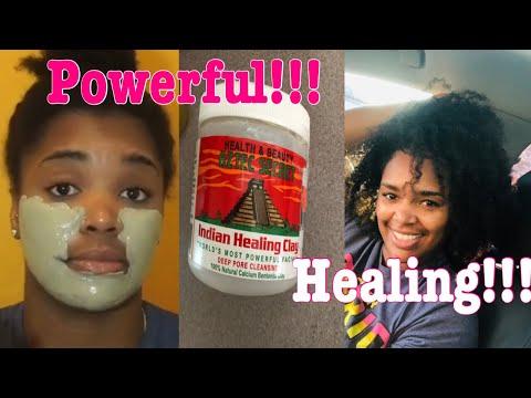 Bentonite Clay Face Mask | Aztec Clay Mask | Being Tasha