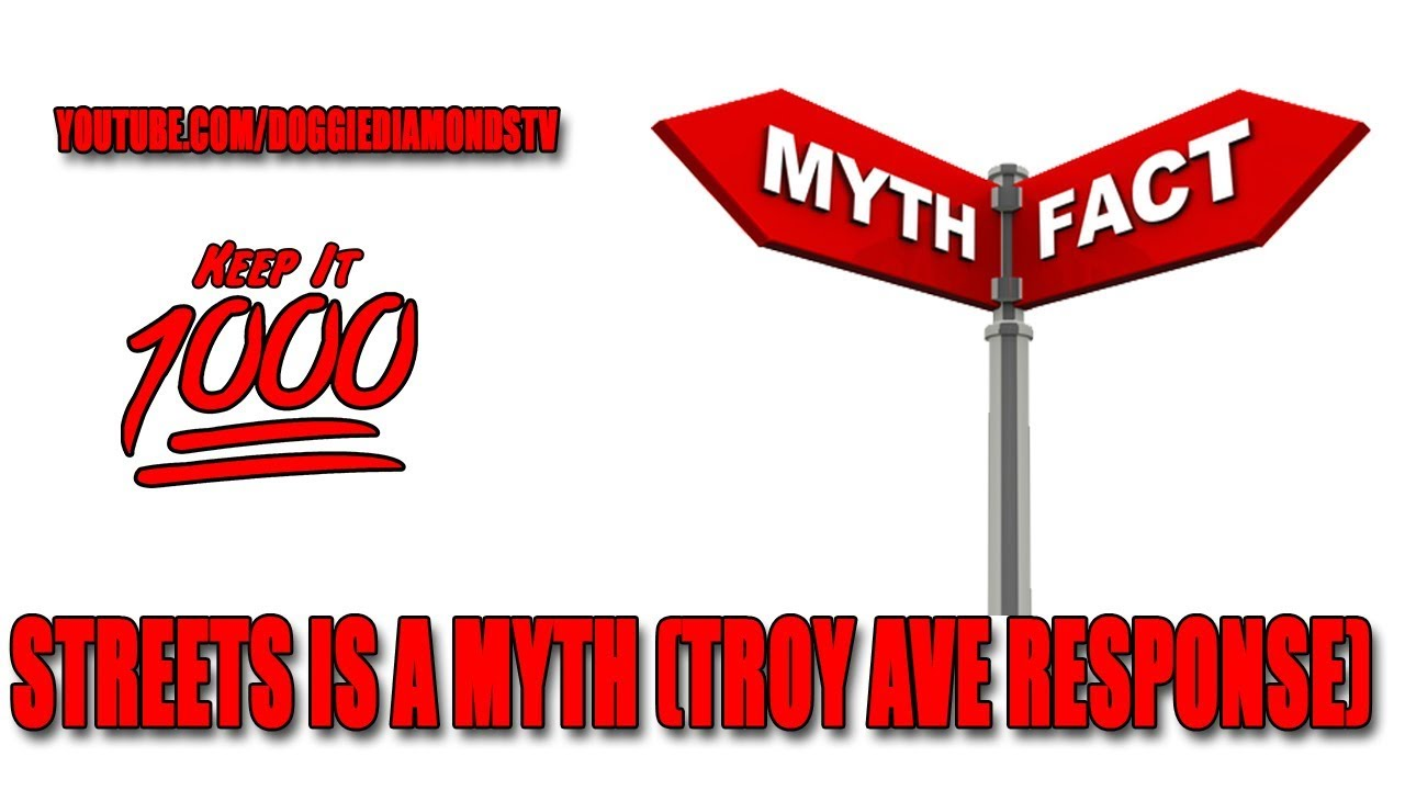 Streets Is A Myth (Troy Ave Response) | Keep It 1000