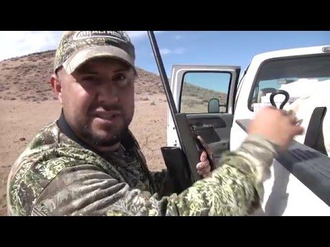 Nevada High Desert Coyote Hunting - Dead Dog Walkin' S2e1