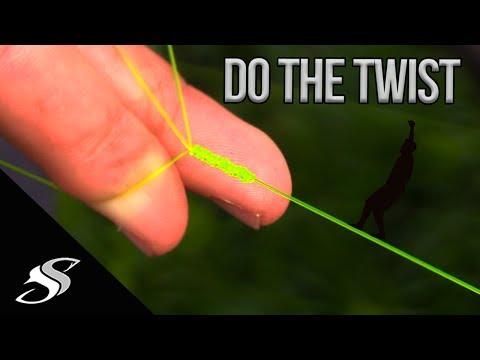 Bimini Twist Fishing Knot In 40 Seconds!
