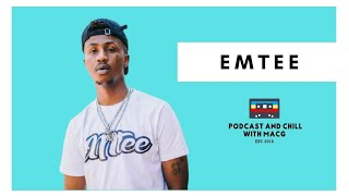 Episode 238 | Emtee on Manando , Being Homeless ,Sjava ,  Ambitious Records , Cheating , Logan