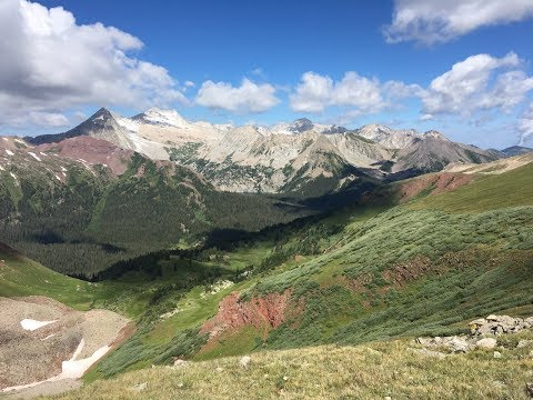 Hiking The Maroon Bells In Colorado: Buckskin Pass And Snowmass Lake