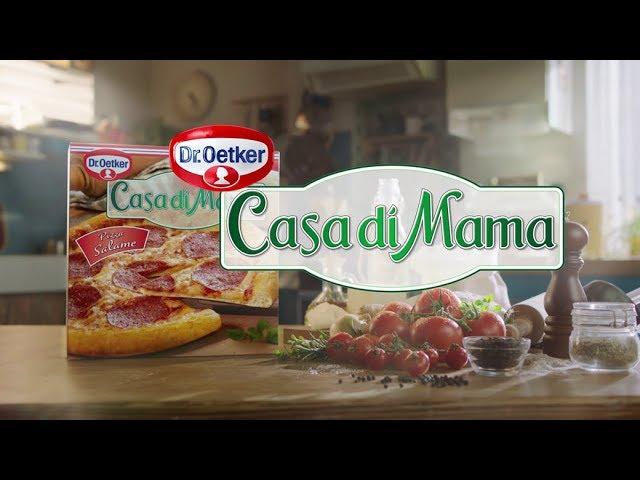 Dr. Oetker: Casa di Mama - Zoals mama hem maakte