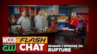 FLASH CHAT 220: RUPTURE
