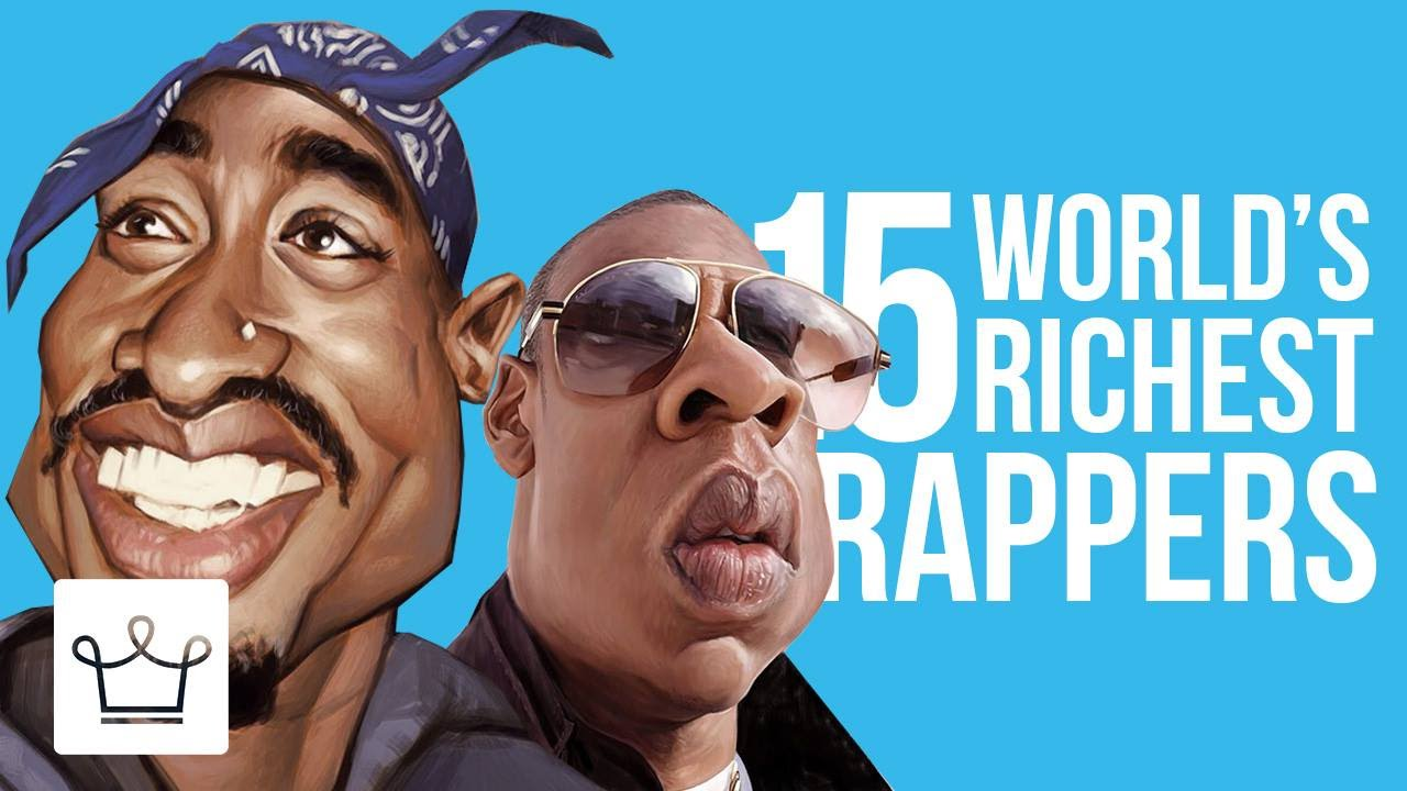 Top 15 Richest Rappers In The World 2018