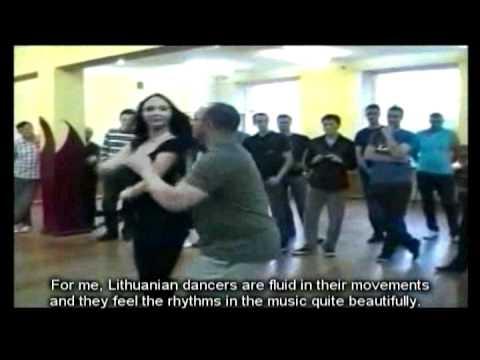 """Television News in Lithuania """"Josue Joseph & La Epoca"""""""