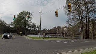 Road Trip #264 - Louisiana State University - Baton Rouge, Louisiana