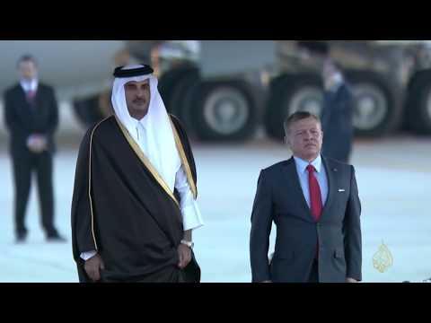 تحسن تدريجي في العلاقات بين الأردن وقطر