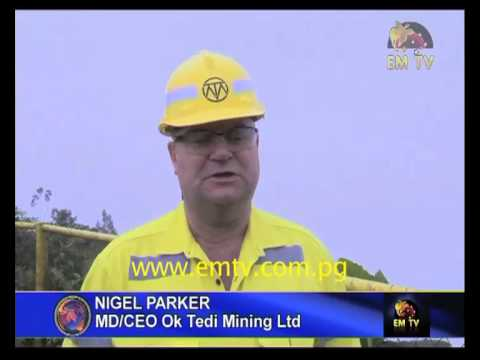OTML to be PNG's Own Mining Company