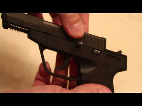 Taurus TCP 380 Quick and Easy Assembly Trick