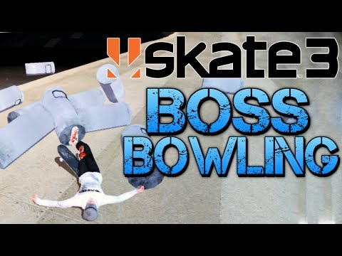Skate 3 - Part 17 | BOSS BOWLING | I Made My Own Skate ParkKaynak: YouTube · Süre: 16 dakika12 saniye