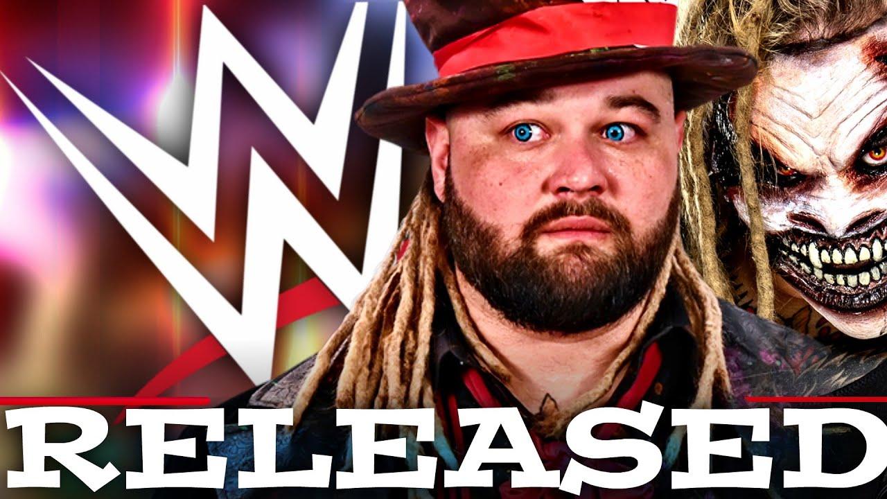 BREAKING NEWS: WWE Released Bray Wyatt....WHY?😢