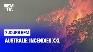 Australie: incendies XXL