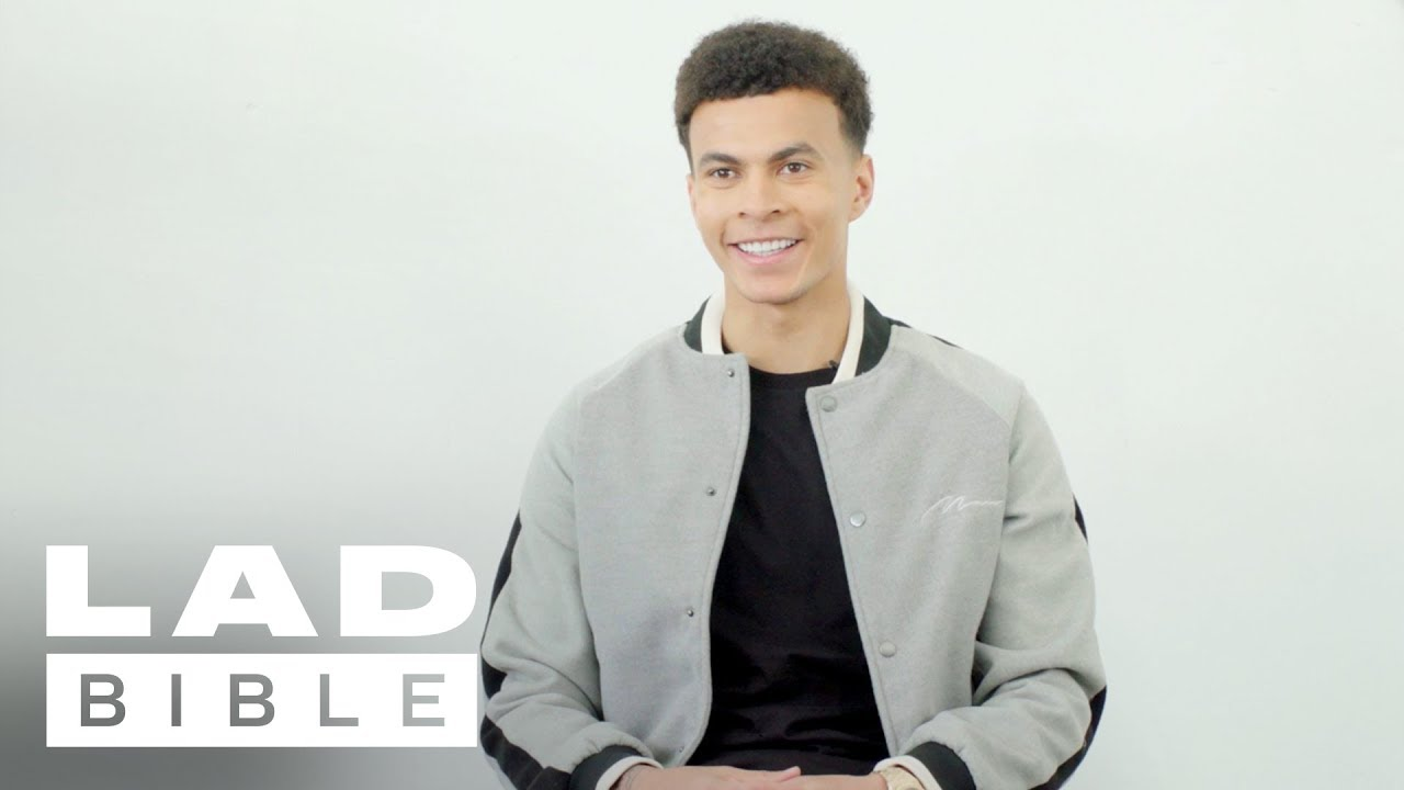 Tottenham FC's Dele Alli Gives His Verdict On Footballers' Fashion Back In The Day