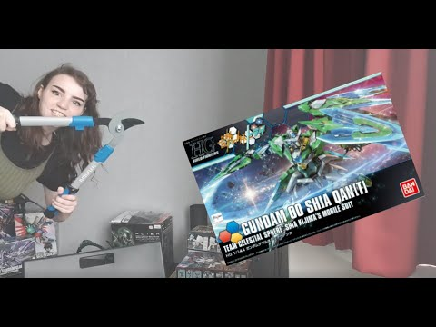 Let's Build: Gundam 00 Shia Qan[t]