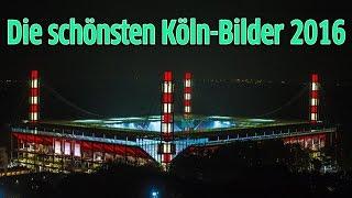 Köln 2016: Karneval, 1. FC Köln, Skyline - die schönsten Bilder der Stadt am Rhein