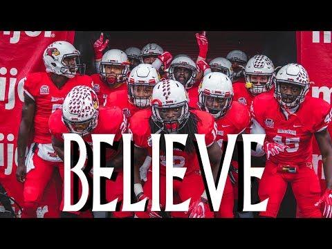 BELIEVE    Illinois State University Football