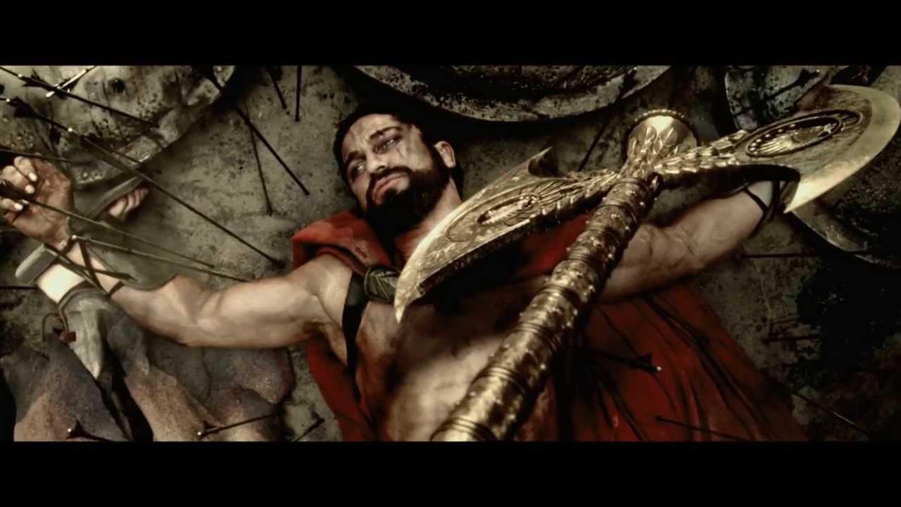 300 спартанців: Відродження імперії офіційний трейлер