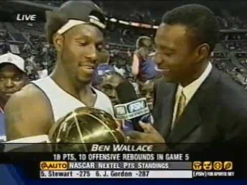 Detroit Pistons 2004 Championship Run in Review (Fox Sports Detroit)