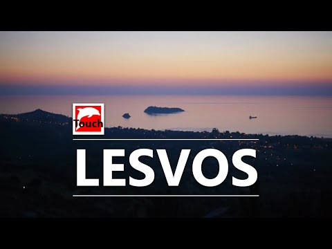 Lesvos (Λέσβος, Lesbos) - OVERVIEW, Greece - 92 min.